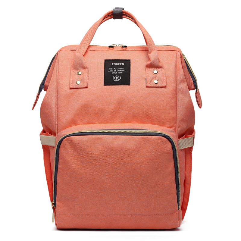 Brand <font><b>Designer</b></font> Fashion Mummy Maternity Nappy Bag Large Capacity Baby Diaper Bag Travel Backpack Nursing Bag for Baby Care