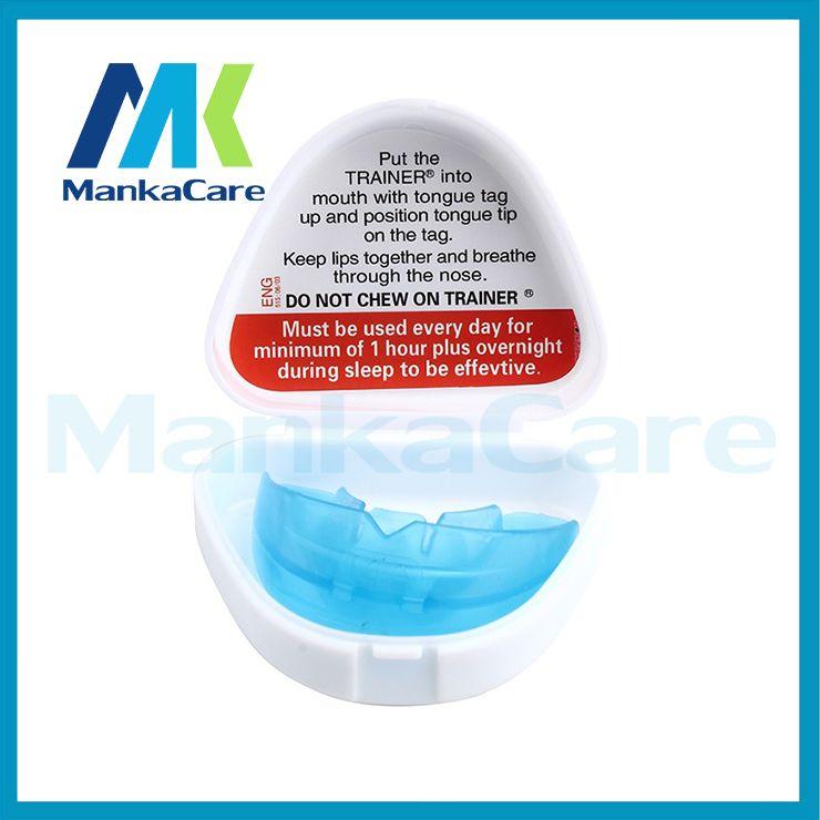 2 Pcs T4A Dentaire Oral Orthodontique Appareils Formateur Accolades Dents Correction Mâle Dents Garder Vous Belle Haute Qualité Correcteur