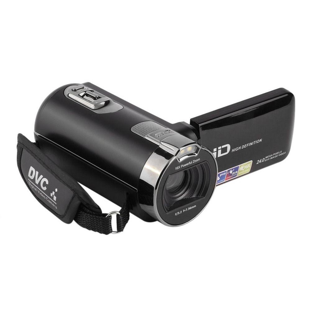 Digital Video Camera Full HD 1920x1080P 24MP 2.7