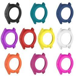 Ootdty Lembut Silikon Jam Tangan Wajah Sarung Kasus untuk Samsung Galaksi Perlengkapan S3 Klasik SM-R770 Pintar Jam Tangan Perlindungan
