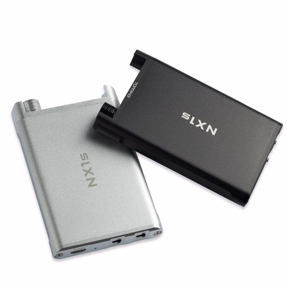 Придет nx1s Hi-Res Audio Digital Hi-Fi Портативный Усилители для наушников AMP Новый Обновление версии OPA1652 lmh6643