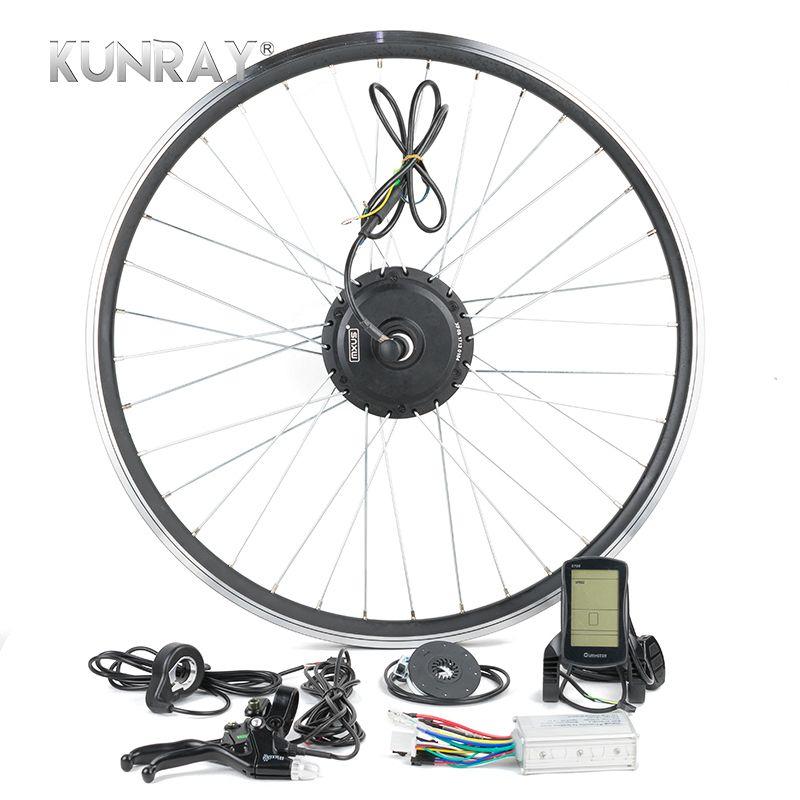 Electric Bicycle E Bike Conversion Kit 250W 48V 36V 24V For 16