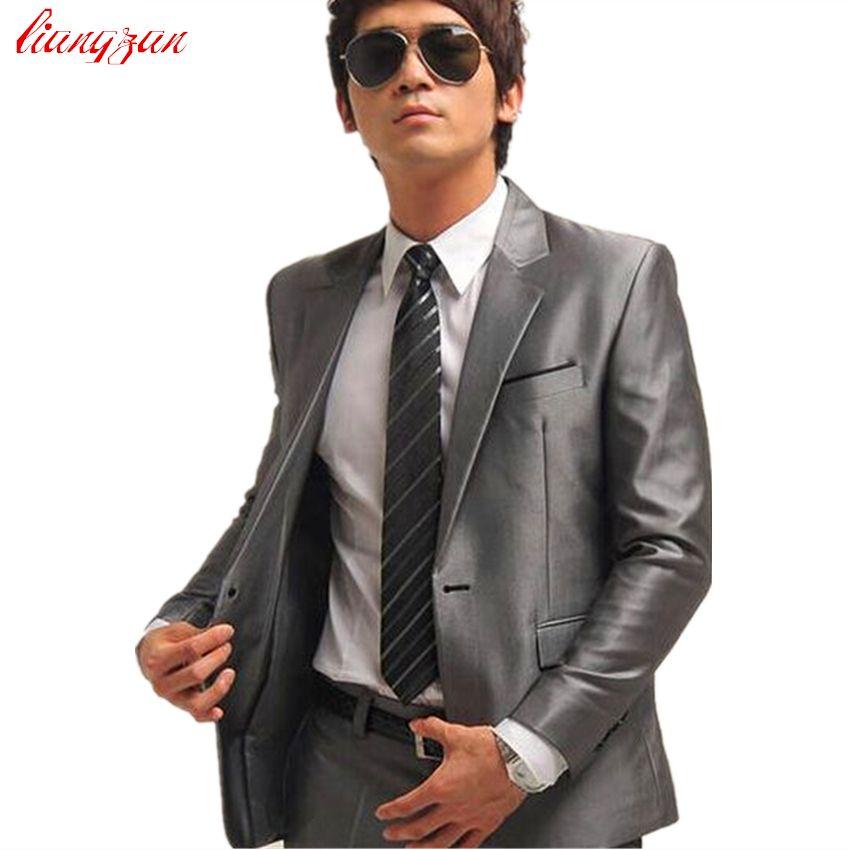 (Пиджак + брюки + галстук) для мужчин свадебные Костюмы для будущих мам смокинг Формальные Мода Slim Fit Бизнес Юбочные костюмы для женщин блейзе...