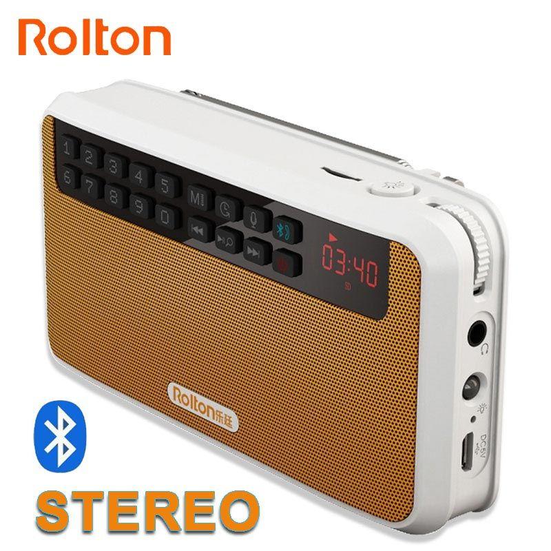 Mini haut-parleurs Bluetooth portables stéréo mains libres sans fil avec Support Radio FM jeu de cartes TF et enregistreur et lampe de poche