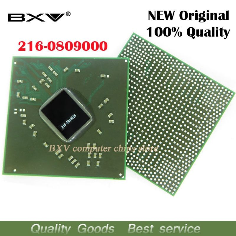 216-0809000 216 0809000 100% nouveau chipset BGA original pour ordinateur portable livraison gratuite avec message de suivi complet