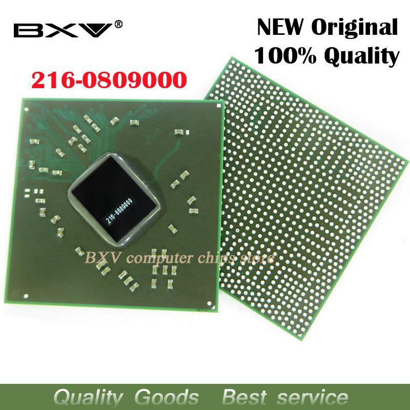 216-0809000 216 0809000 100% nouveau original BGA chipset pour ordinateur portable livraison gratuite avec suivi complet message