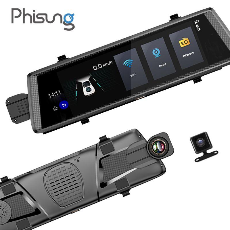 Phisung V6 car dvrs 10