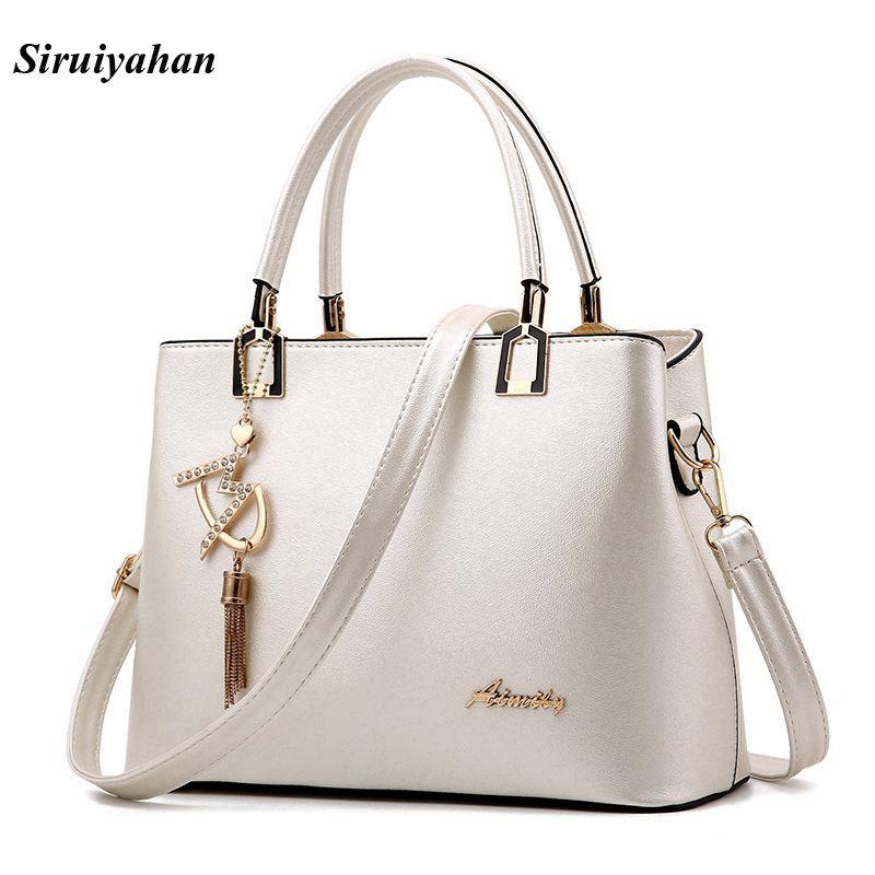 Siruiyahan Luxury Handbags Women Bags Designer Shoulder Bag Female Bags Women Bags Handbags Women Famous Brands Bolsa Feminina