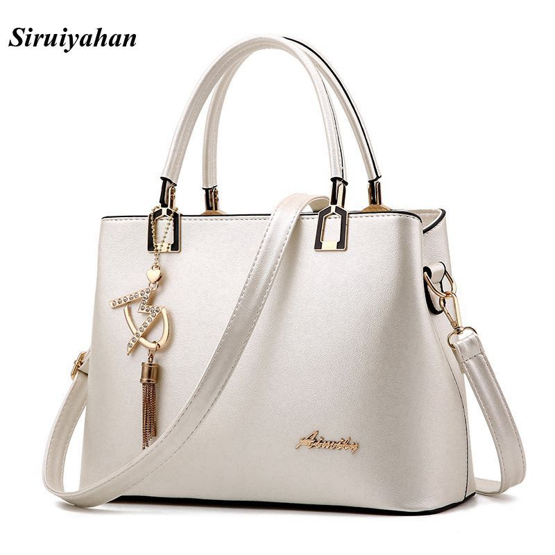 Siruiyahan Luxury Handbags Women Bags Designer Shoulder Bag Female Bags Women Bags Handbags Women Famous Brands Bolsa Feminina