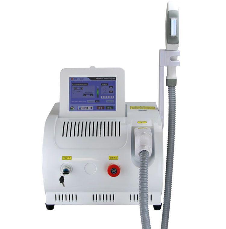 Hot super haar entfernung OPT ipl shr laser/shr e licht/tragbare OPT shr schönheit ausrüstung