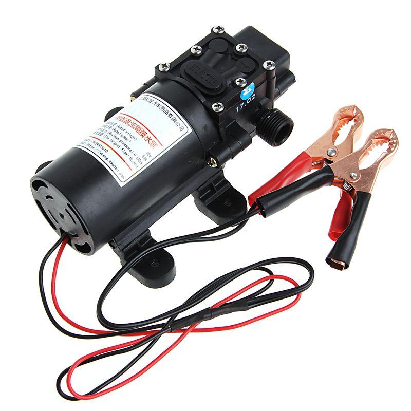 2017 Clip DC 12V Engine Oil Extractor Change Pump Engine oil Diesel Suction Pump Extractor Transfer Set