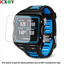ICKOY 3x Clear LCD Screen Protector Guard Cover Film Skin for Garmin ForeRunner 920XT Sporting Watch Accessories