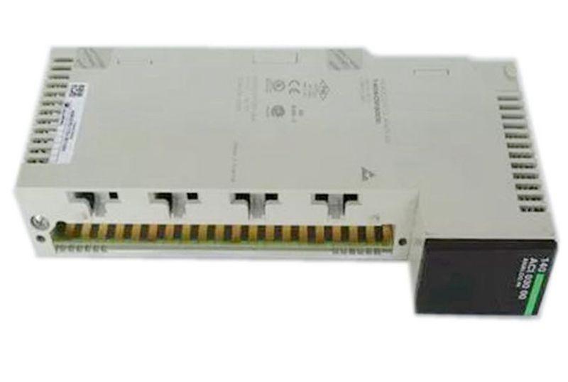 New module 140ACI03000 plc