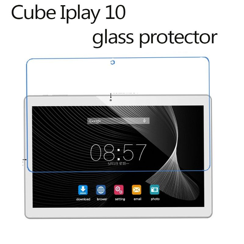 Tempered Glass Films Screen Protector for cube iplay10 10.6inch alldocube iplay 10 Tempered Glass Film
