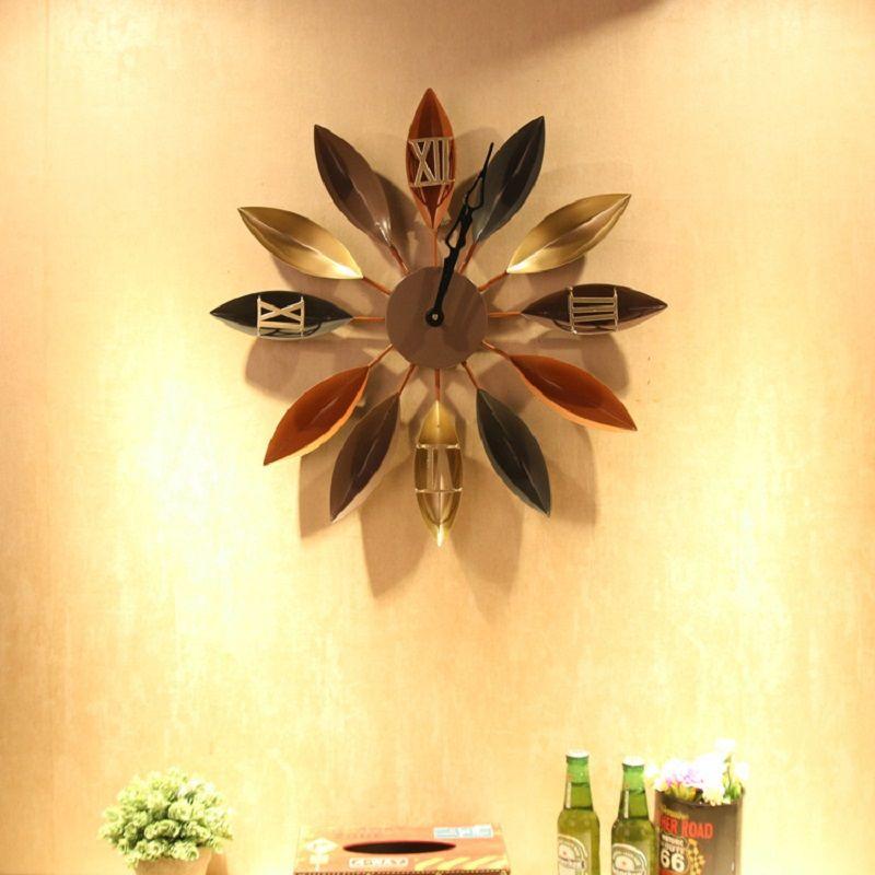Large Wall Clock Saat Reloj Clock Relogio de Parede Duvar Saati reloj de pared relogio de parede decorativo living room clocks