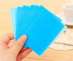 Tissue paper s Pro мощное средство для снятия макияжа, поглощающее масло, бумага для лица, впитывающий для лица, средство для очистки лица-27