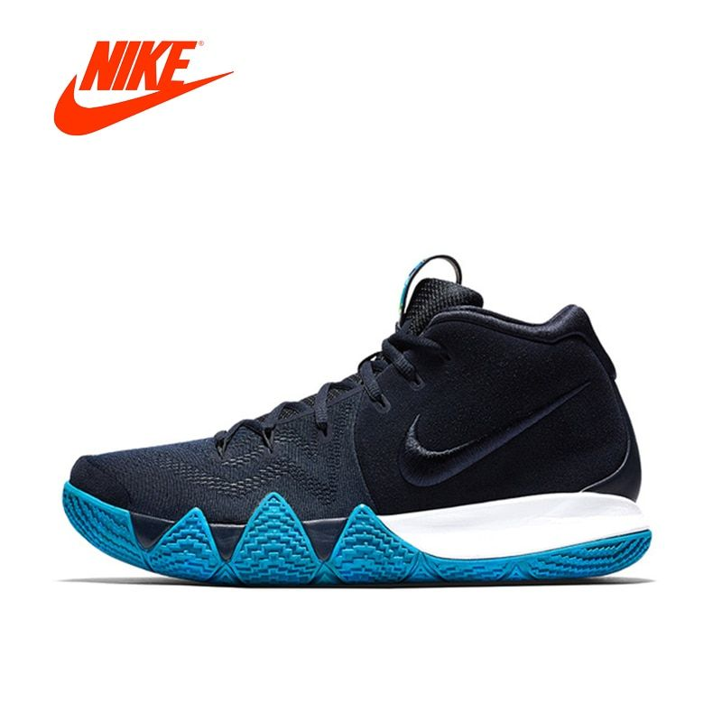 Original New Arrival Authentic NIKE KYRIE 4 EPmens basketball shoes sneakers 943807 Hiking Sport Outdoor