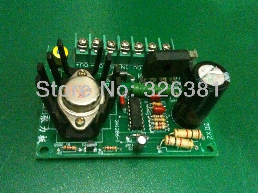 Carte de contrôle de Tension ZXM-2A carte de contrôle de Tension ZXTEC contrôleur de tension manuel, carte de contrôle de tension de poudre magnétique