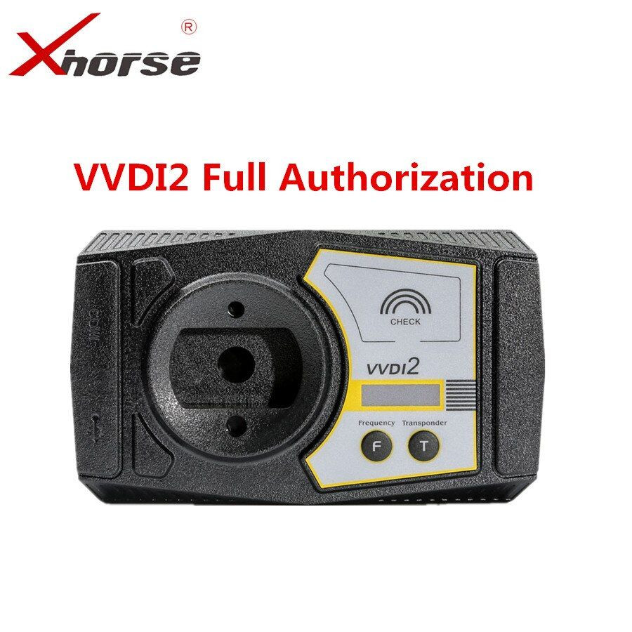 Xhorse VVDI2 Full Version V5.8.0 For V-W/Audi/BMW/Porsche/PSA Plus For BMW FEM BDC ID48 96bit ID48 OBDII MQB All Authorization