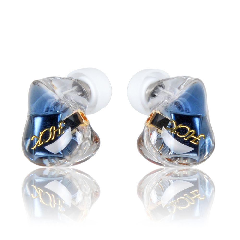 NICEHCK HC5 5BA Drive In Ear Earphone 5 Balanced Armature HIFI Resin Earphone With Detachable Detach MMCX Cable HIFI Earphone