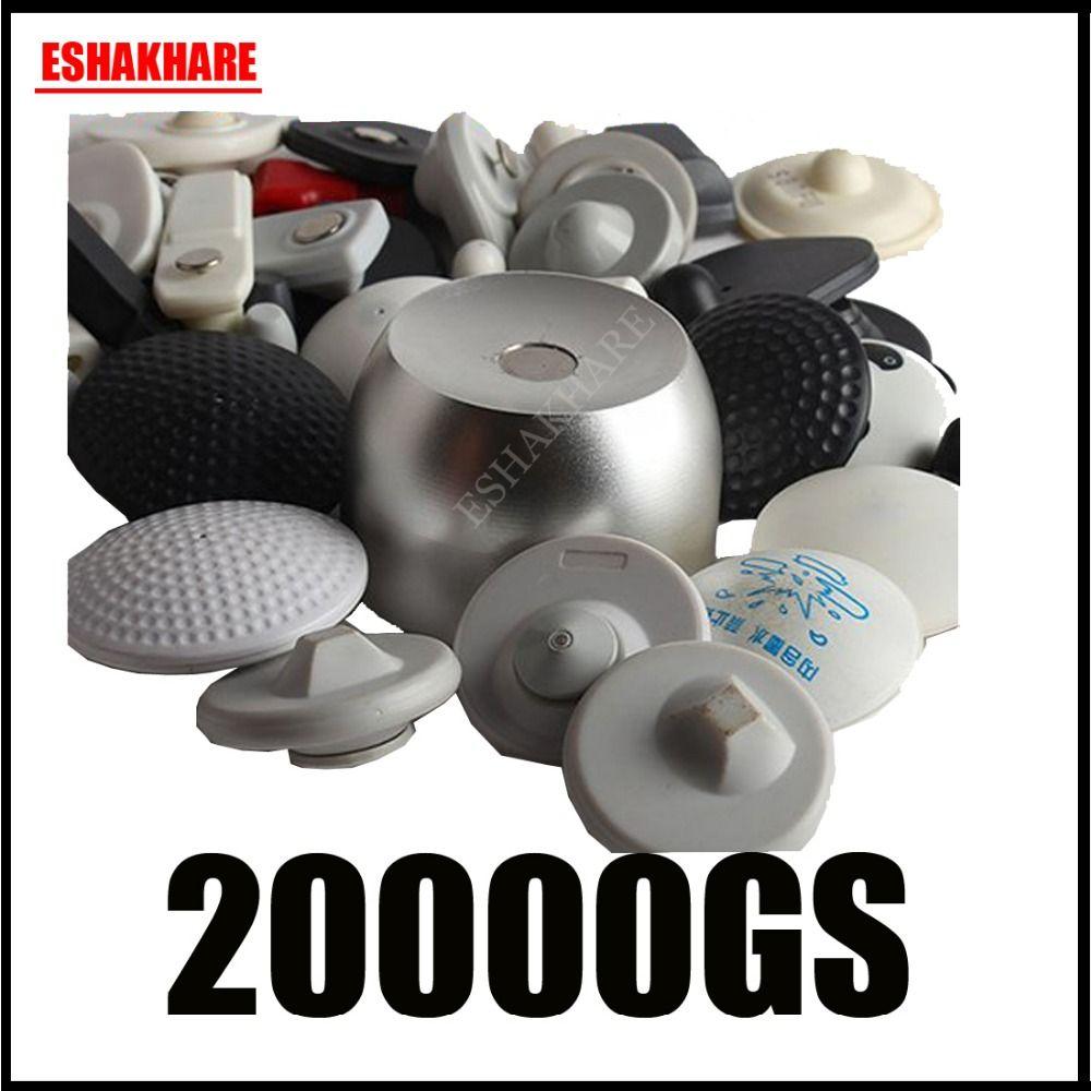 Universal eas detacheur magnet sicherheit tag detacheur eas tag entferner original 20000GS tinte tag detacheur golf superlock detacheur