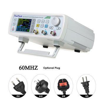 KKmoon FY6600-60M 60 MHZ Signal Générateur Numérique Contrôle Double-canal DDS Fonction Signal Générateur fréquence mètre Arbitraire