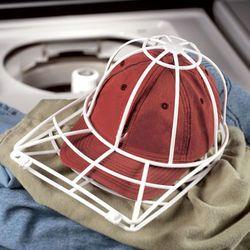 Keluarga Cap Ballcap Cuci Kandang Baseball Topi Mesin Cuci Scrubboards Bingkai Topi Pembentuk Pengeringan Balap