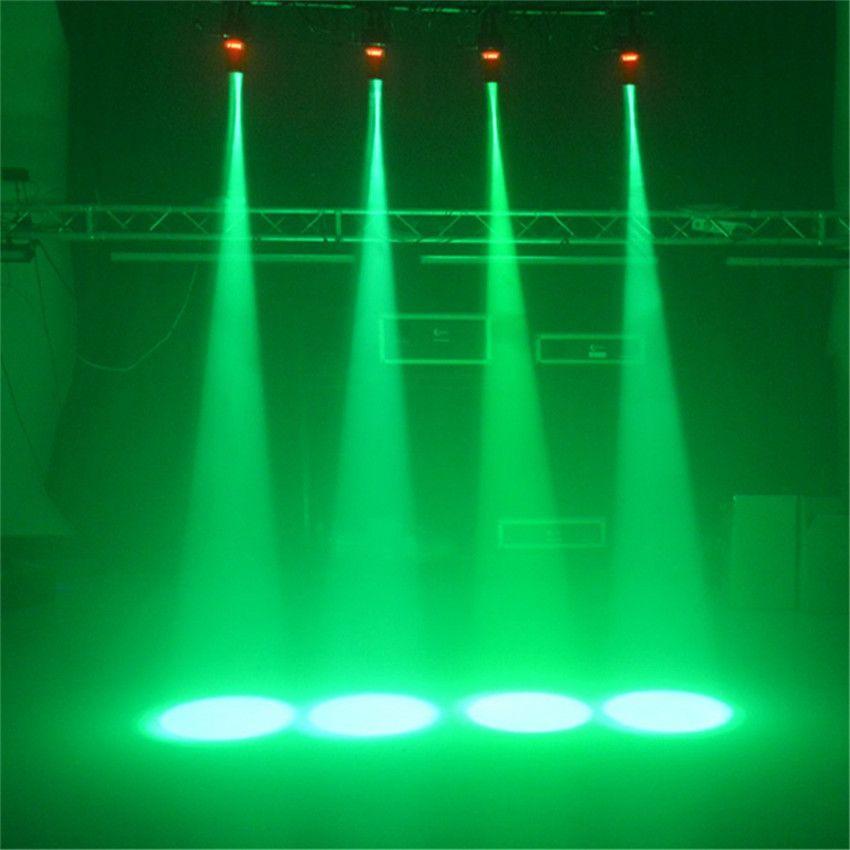 Thrisdar 5 W Mini LED faisceau Pinspot lumière miroir boules DJ Disco effet scène lampe DJ KTV Bar fête spectacle scène lumière