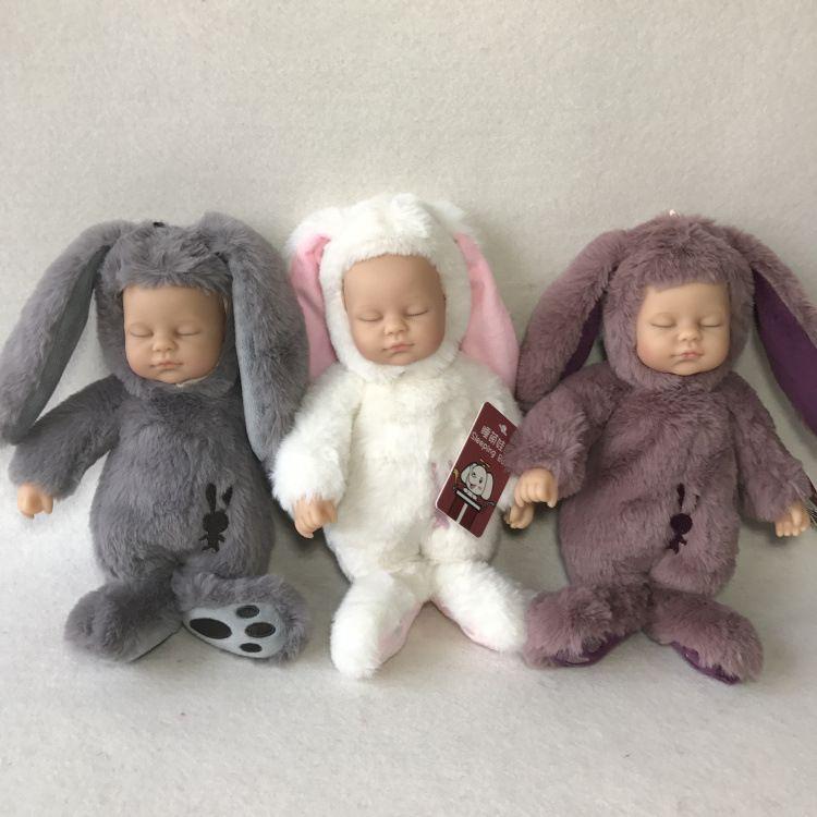 Juguetes 25 cm de conejo Bonnie Conejo Juguetes de Peluche Para El Bebé de la Felpa Animales Juguetes Baratos de Navidad Regalo Calmar Muñeca Para Dormir