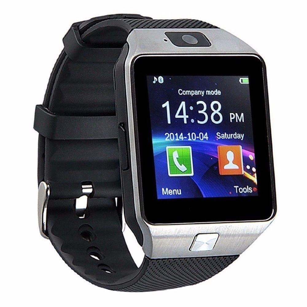 Zaoyimall оригинальный DZ09 Bluetooth мужские поддержка смарт-часы-SIM/карты памяти Носимых устройств для iOS телефонов Xiaomi Android pk gt08