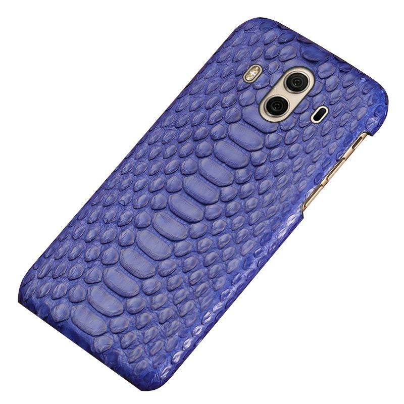 LANGSIDI brand mobile phone case python Half pack  mobile phone case For huawei mate10 mobile phone case custom processing