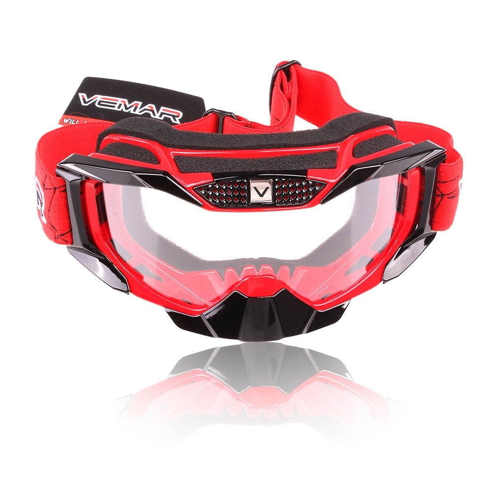 Probiker Motocross Goggles Glasses Cycling Eye Ware MX Off Road Helmets Goggles Sport for Motorcycle Dirt Bike Racing Google