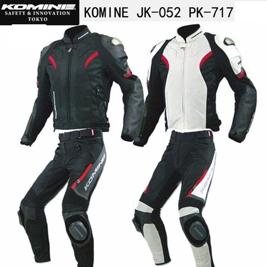 Free shipping 1set New Men's Outdoor Summer Mesh Breathable Racing Suits Off-road Motorcycle Jacket and Pants With Slider Block