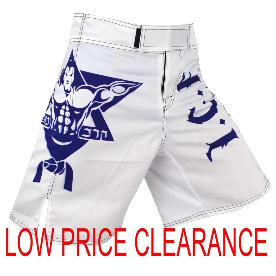 Liquidation MMA shorts Tiger Muay Thai performance technique Falcon shorts vêtements thai boxe boxeo mma pantalons sport boxe