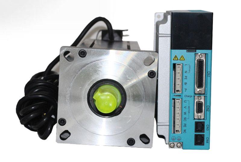 3 phase NEMA52 35Nm 4956ozf.in Closed loop Stepper servo motor driver kit JMC 130J12225EC-2500+3HSS2208H
