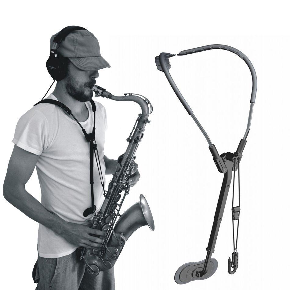 Adjustable Alto Tenor Saxophone Accessories Neck Shoulder Strap Belt  Musical Parts sax strap or sax harness transfers