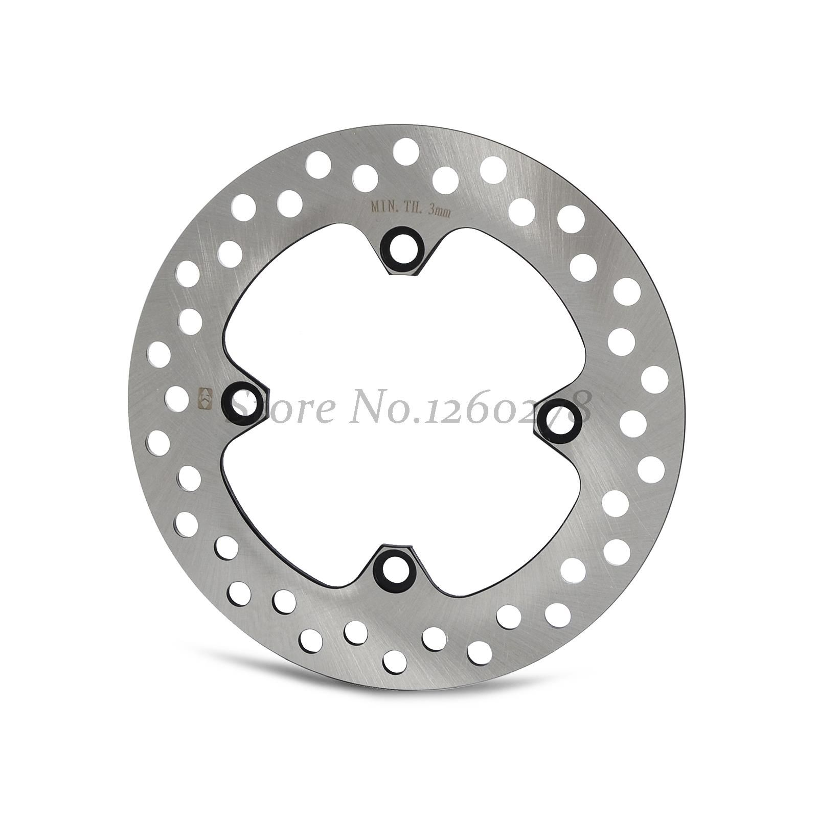 New Motorcycle Rear Rotor Brake Disc For Kawasaki KFX400 Suzuki LTZ400 LT-Z 400 Honda CBR125 XR 250 XR 400 600 TRX400EX