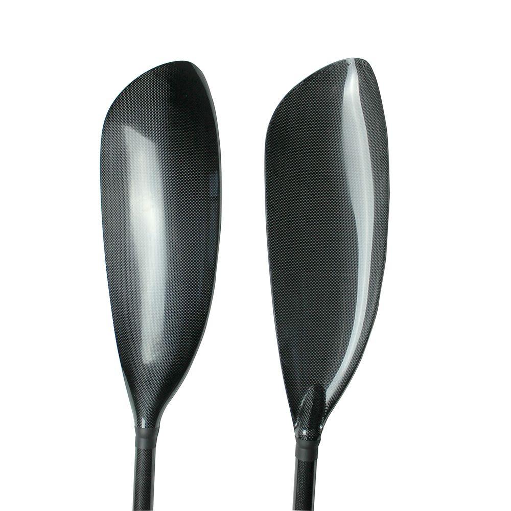 Carbon Kajak flügel paddel Q03-Bracsa IV (med) und Freies tasche