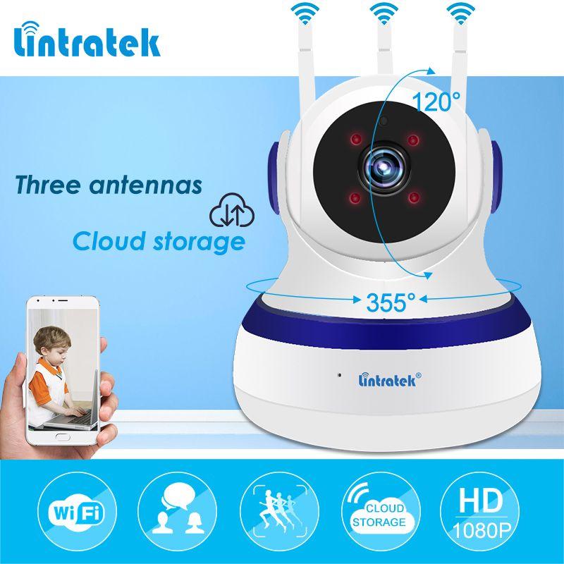 IP wifi Surveillance Camera Onvif P2P wi-fi 1080P Cloud Storage Wireless Home mini IP Baby Monitor Camera 10m Night Vision Ipcam