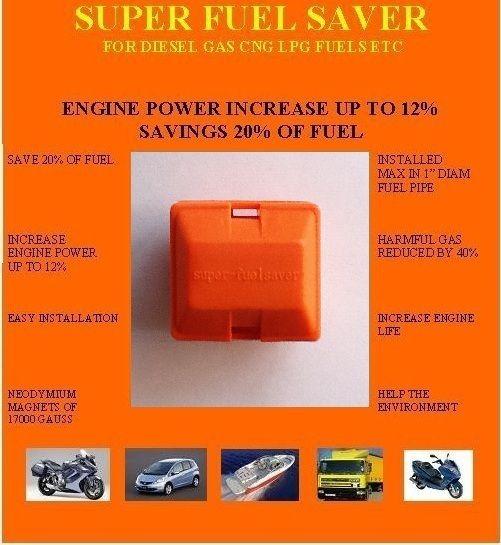 2 peças/lote livraison gratuite dispositif d'économie de carburant pour voitures, Moto, Bateaux, Camions