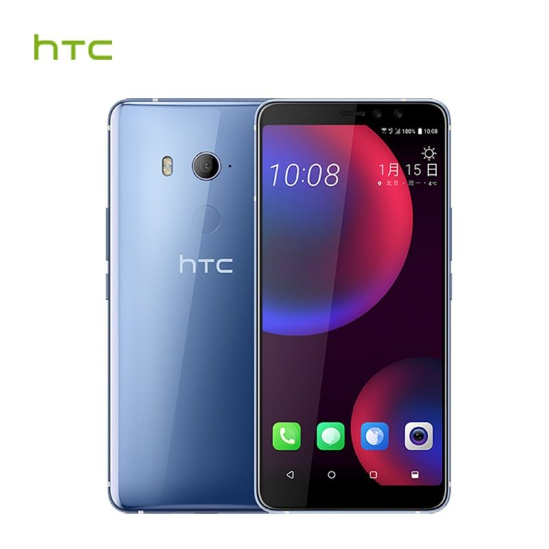 Original HTC U11 EYEs 4GB ROM 64G RAM 4G LTE Snapdragon 652 Octa Core Mobile Phone Android IP67 Waterproof Smart Phone