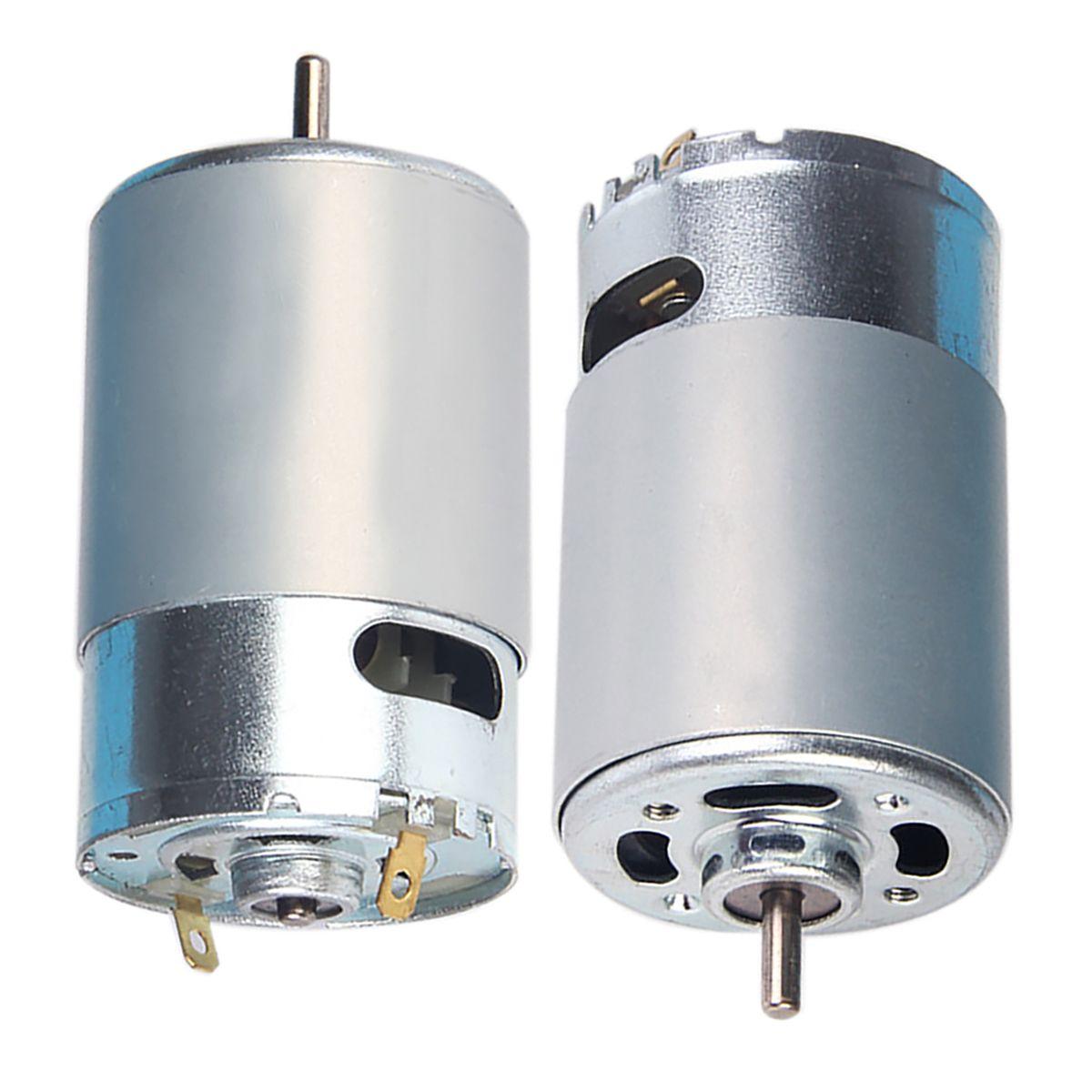 1 PC Stable RS-550 moteur 6-14.4 V Mini moteurs électriques remplacement pour divers tournevis sans fil perceuse à main Mayitr