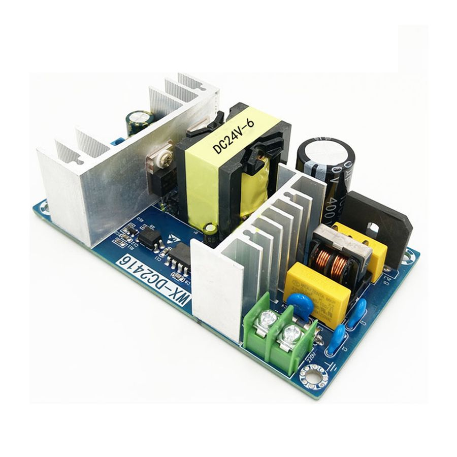 1Pc 24V 6A 150W Switching Power Supply Module AC 110V 220V To DC 24V High Power Industrial Switching Board
