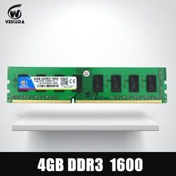 Dimm Ram DDR3 2gb/4gb/8gb 1600 PC3-12800 Memory Ram For All Intel And AMD Desktop Compatible ddr 3 1333 Ram