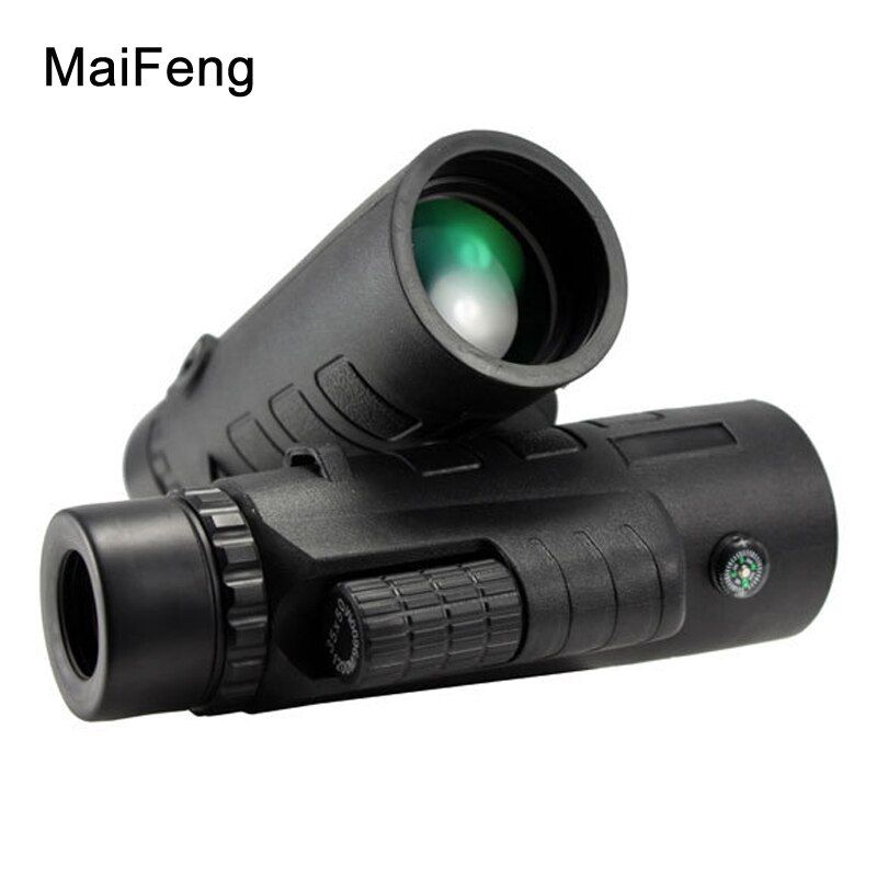 35X50 Hunting Nitrogen Monocular zoom HD Telescope With Compass Clear Vision Zoom Professional Binoculars For Outdoor Travel