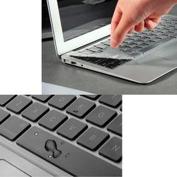 EU/UK/NOUS De Silicium Couvercle Du Clavier Transparent Protecteur pour Apple Pour Macbook Air 11/Retina 12/Air 13 15/Pro 13 15/Retina 13
