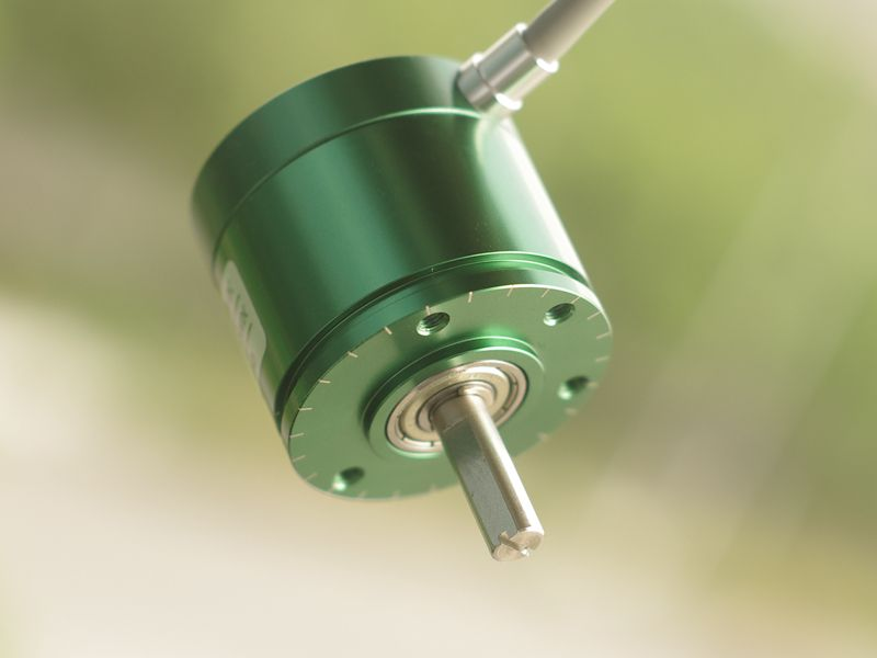 4-20mA Holzer angle sensor P3036-C-360-A-L, 360 degrees no dead angle, no mechanical contact, long life