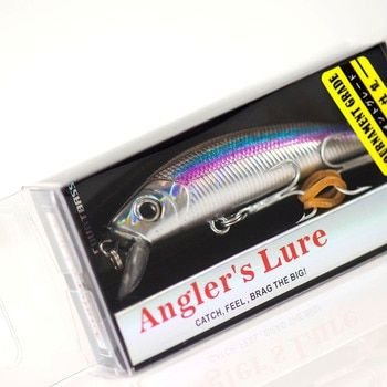 65mm 8g Minnow Fishing Lures Hardbaits, Countbass Freshwater Crappie Fishing Bait