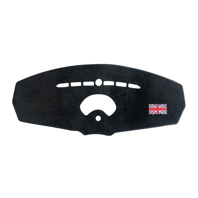 Auto Dashboard Matte Vermeiden Licht Sicherheit Stick Anti-glare Kissen Schutz Abdeckung für Mini Cooper R55 Clubman R56 3 -türen 2007-2013