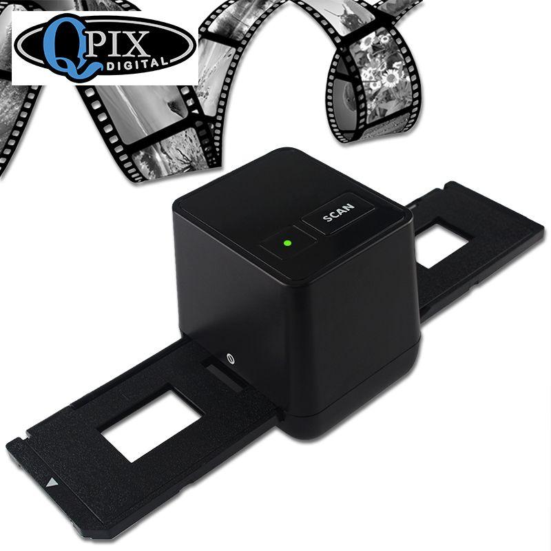 Haute Résolution Film Scanner Numérisation Et Capture 17.9 Mega Pixels 135 Slide et Film Convertisseur 35mm Film Négatif Scanner